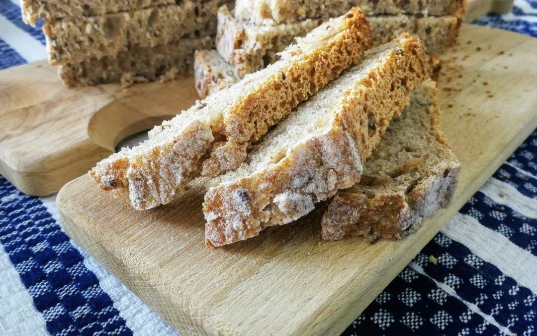 Tainele plămădirii pâinii cu maia