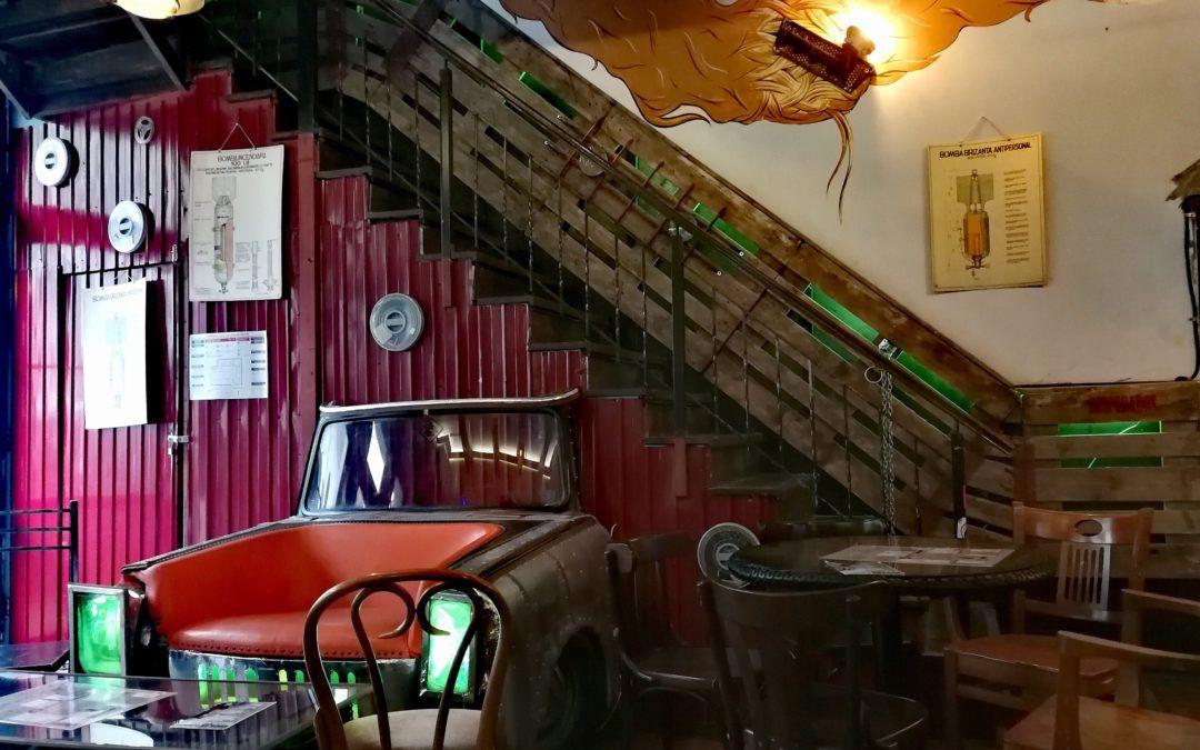 Junkyard Recycled Pub