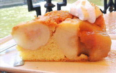 Pentru răsfăț culinar, tort de mere